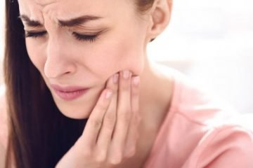 jaw pain massage